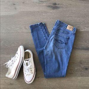 4R-27 Abercrombie & Fitch skinny jeans